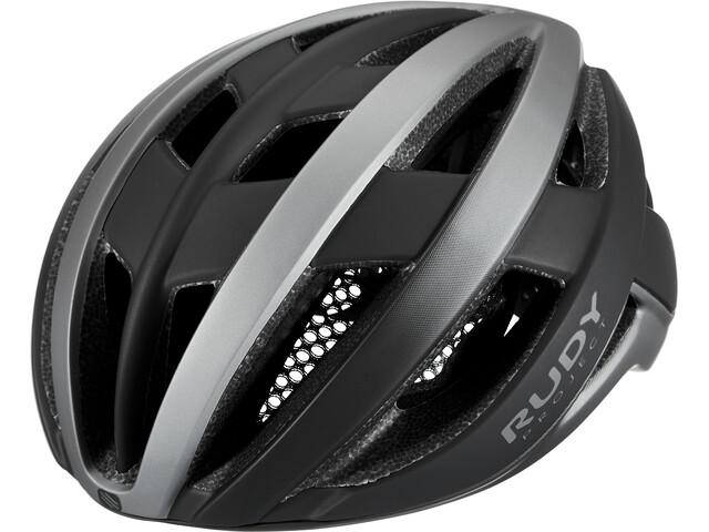 Rudy Project Venger Road Helm, titanium/black matte